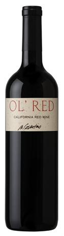 Cosentino Winery Ol Red